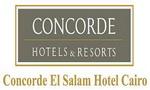 فندق كونكورد السلام  القاهرة | Concorde El Salam | فنادق مصر الجديدة 5 نجوم |  <DIV> كونكورد السلام : شارع عبد الحميد بدوي | النزهة | مصر الجديدة |  </DIV> <font color=red><B>عرض مع فطار - عرض بدون إفطار + انترنت واي فاي مجاناً</B> </FONT>